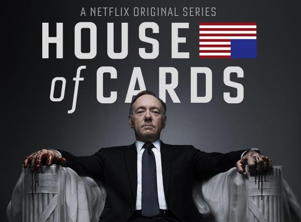 Guiesseppe Jones in House of Cards